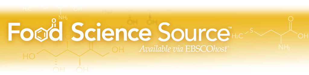 Food Science Source EBSCO